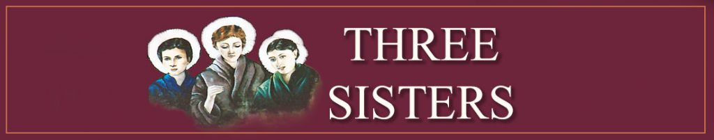 Three Sisters Public House Rainham-sign- header web