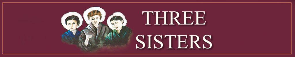 Three Sisters Public House Rainham-sign- header web