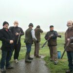 Clay Pigeon Shooting Trip, Three SIsters Pub Rainham Kent